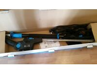 Mac Allister Electric Hedge Pole Cutter trimmer - like new