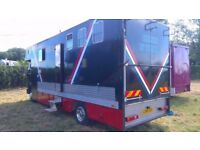 Lovely strong well build horse box 7.5t