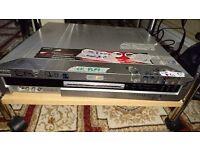 SONY, LG DVD RW player VHS video player ex studios