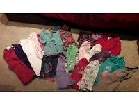 Bundle of girls clothes age 2-3years