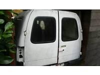 Mk5/6 Escort Van rear doors
