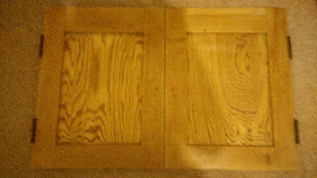 Antique Pine Cupboard Doors