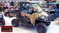 2015 Polaris Industries Polaris XP 900 EPS Ranger Hunter Deluxe