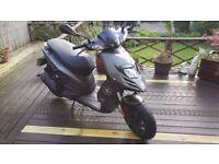 Piaggio typhoon 50cc 66 reg /price ONO