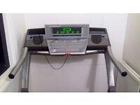Treadmill: NordicTrack E3100