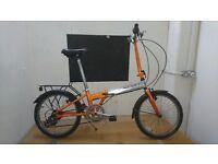 Folding bicycle - MONTY F19 LOGIK