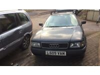 1993 Audi 80 TDI Estate Diesel 1.9L Blue BREAKING FOR SPARES