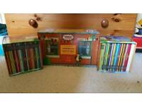 """Children's """" Thomas & Friends complete collection""""."""