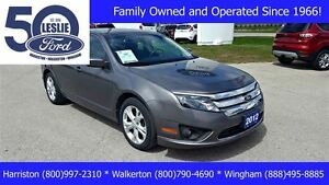 2012 Ford Fusion SE | One Owner | A/C