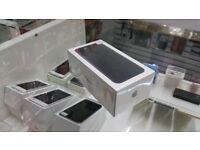 Receipt given SEALED (new) UNLOCKED iPhone 7 32GB Black - Full Apple Warranty