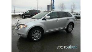 2010 Ford Edge LIMITED**CUIR,TOIT,AWD**SUPER CONDITION 80$/SEMAI