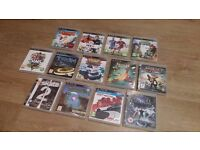 SONY PLAYSTATION 3 - KIDS GAMES BUNDLE (13No)