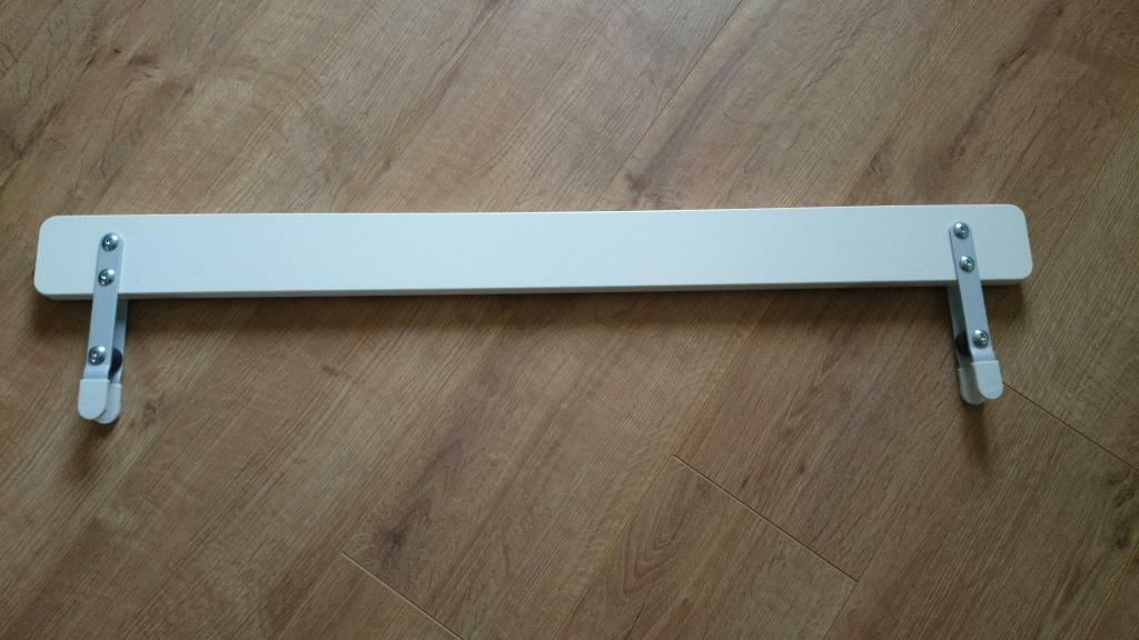 Finest Fabulous Ikea Hemnes Preis Bed Guard Vikare Toddler Hardly Used In With Lit Dtsk