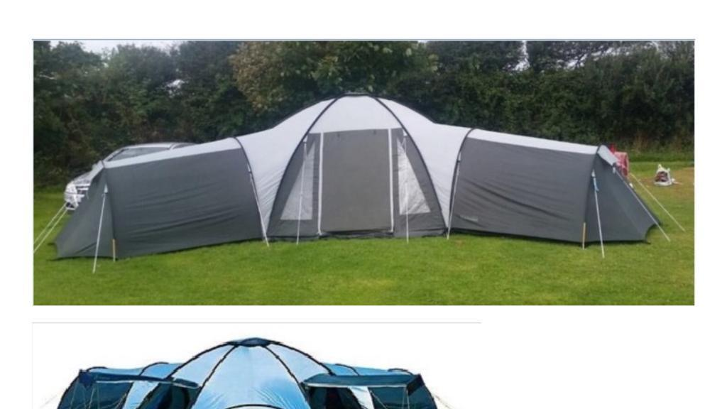 Pro Action Canberra 12 man tent  sc 1 st  Gumtree & Pro Action Canberra 12 man tent | in Padiham Lancashire | Gumtree