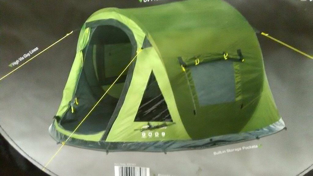 New Urban Escape Matsuri Two Person Pop Up Tent & New Urban Escape Matsuri Two Person Pop Up Tent | in Stafford ...