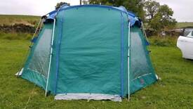 Fun C& 4 Berth Family Tent Spares or Repair & North ridge col 1 man tent | in Walsall West Midlands | Gumtree