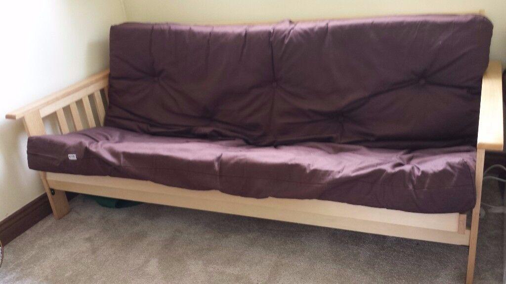 Nashville 3 Seat Futon Sofa Bed Kyoto