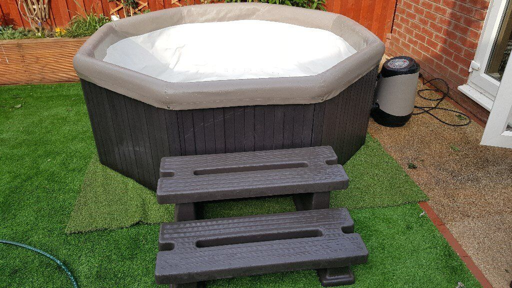 Delightful Canadian Spa Muskoka Portable Hot Tub