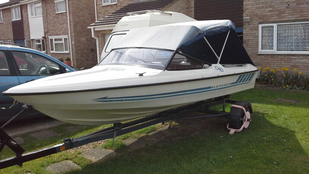 14u0027 fletcher arrowflyte speed boat with a customize canopy & 14u0027 fletcher arrowflyte speed boat with a customize canopy   in ...