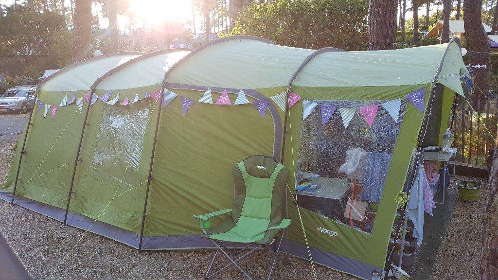 Vango Nadina 600 Family Tent for Sale £300 OVNO & Vango Nadina 600 Family Tent for Sale £300 OVNO | in Hall Green ...