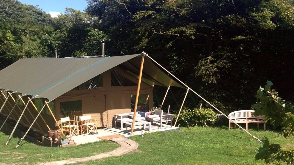 2 x 6 man Gl&ing Tents - Edale Peak District - 16th-18th June & 2 x 6 man Glamping Tents - Edale Peak District - 16th-18th June ...