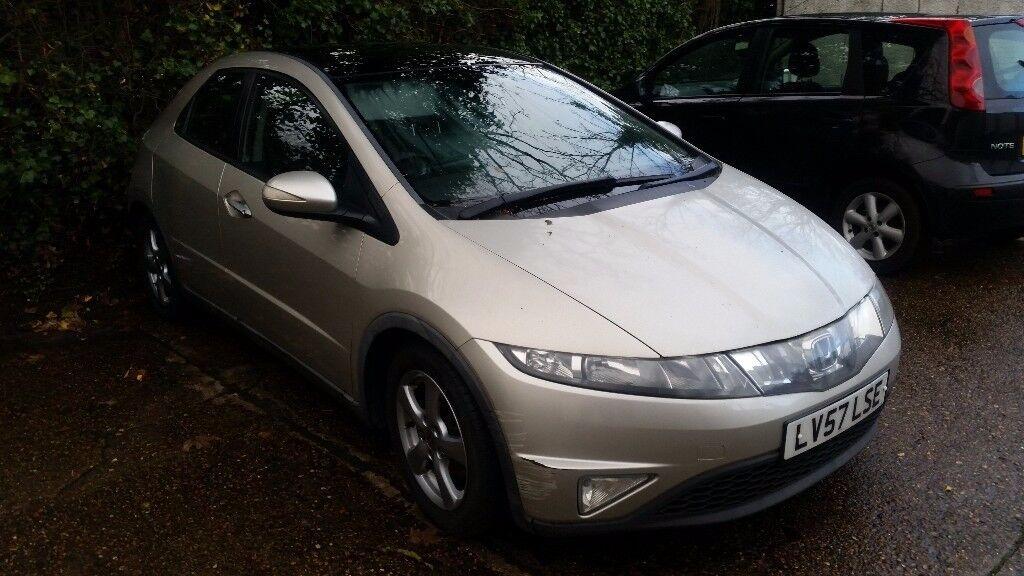 2007 Honda Civic Cheap Car £1799