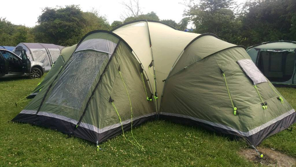 Outwell Hartford XL family tent & Outwell Hartford XL family tent | in Swindon Wiltshire | Gumtree