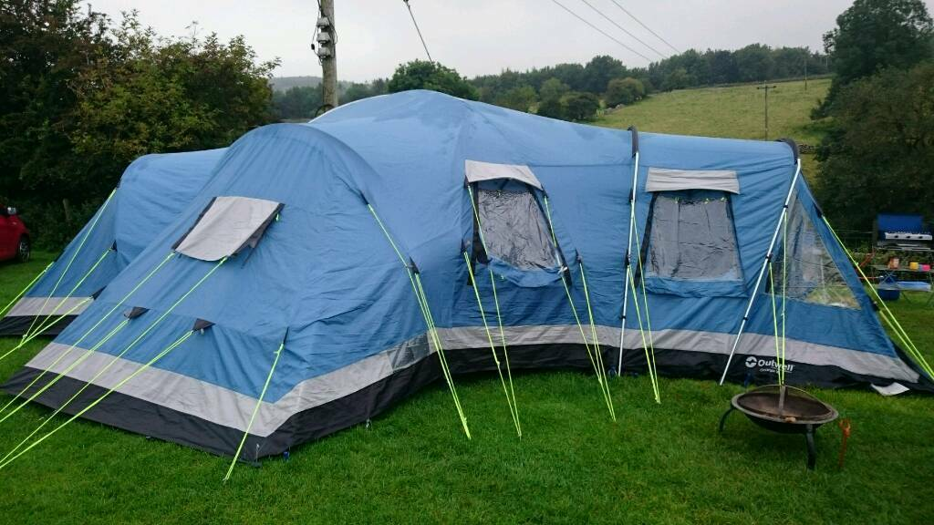 Outwell Georgia XL 8 man tent & Outwell Georgia XL 8 man tent | in Leicester Leicestershire | Gumtree
