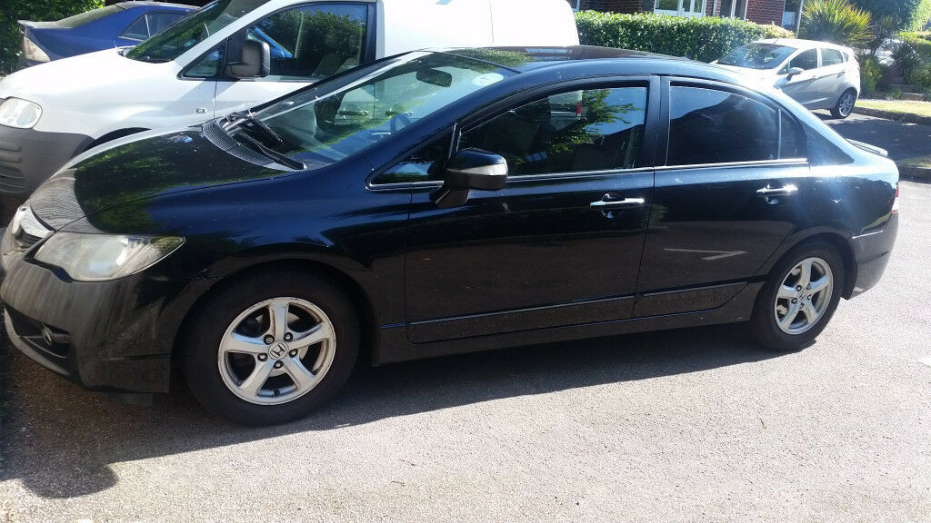 2010 Honda Civic Hybrid PCO Car For Sale.