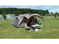6 berth Robens Cabin 600 Tent - only used twice for short UK holidays so in  sc 1 st  Gumtree & Used tents | Tents for Sale - Gumtree