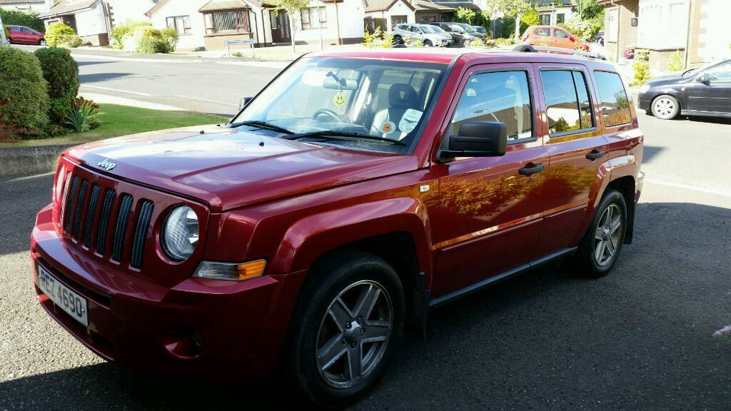 2008 Jeep Patriot Limited CRD