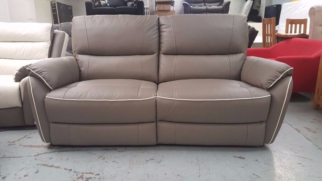 ScS Neo Grey Leather 3 Seater Electric Recliner Sofa **CAN DELIVER** & ScS Neo Grey Leather 3 Seater Electric Recliner Sofa **CAN DELIVER ... islam-shia.org