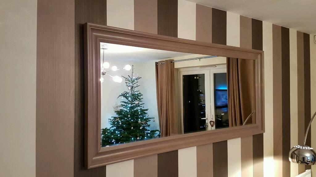 Ikea Hemnes Mirror Brown