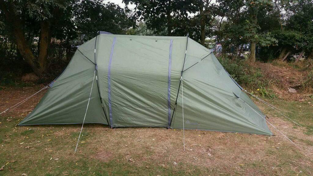 Eurohike Darwin 4 man tent & Eurohike Darwin 4 man tent | in Stowmarket Suffolk | Gumtree