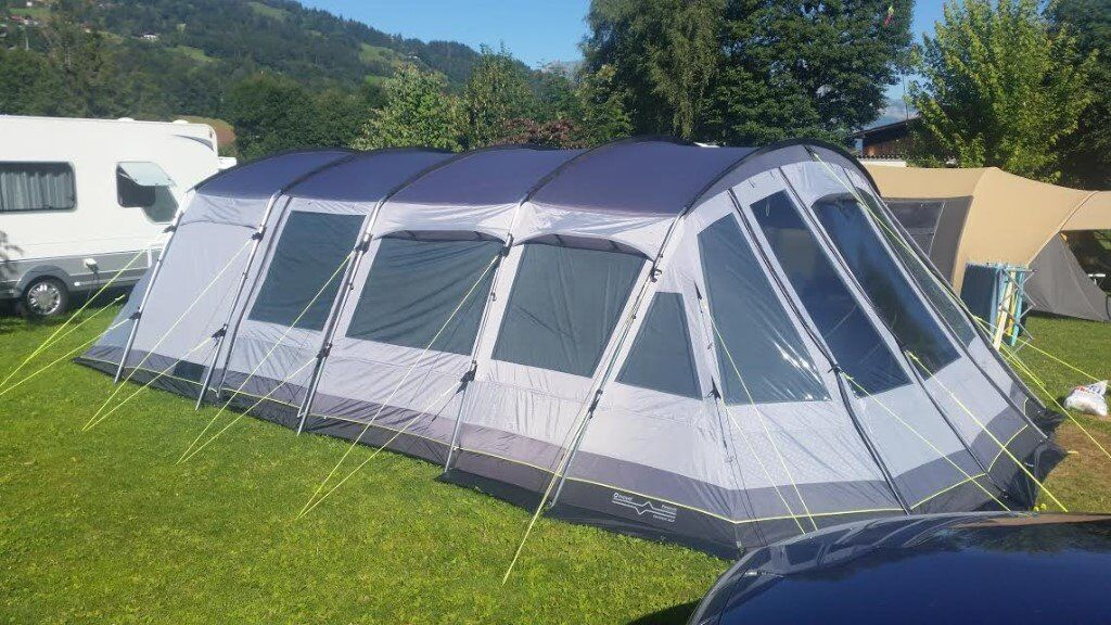 Outwell 2016 Vermont XLP 7 person tent. & Outwell 2016 Vermont XLP 7 person tent. | in Winchester Hampshire ...