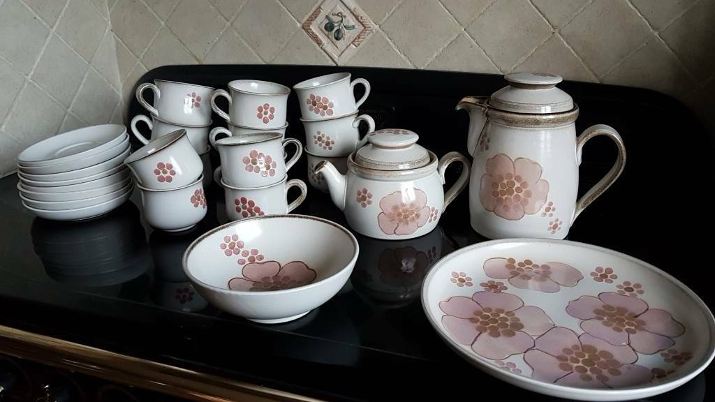 Denby Gypsy gorgeous retro dinnerware & Just reduced...Denby Gypsy gorgeous retro dinnerware | in Neston ...