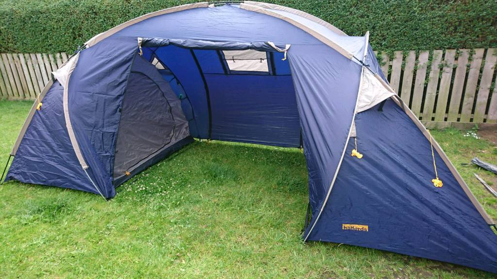 Cheap Halfords 4 man 2 room tent & Cheap Halfords 4 man 2 room tent | in Sale Manchester | Gumtree