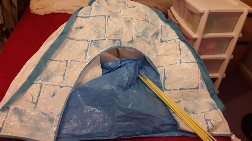 Ikea igloo tent & Ikea igloo tent | in Leicester Leicestershire | Gumtree