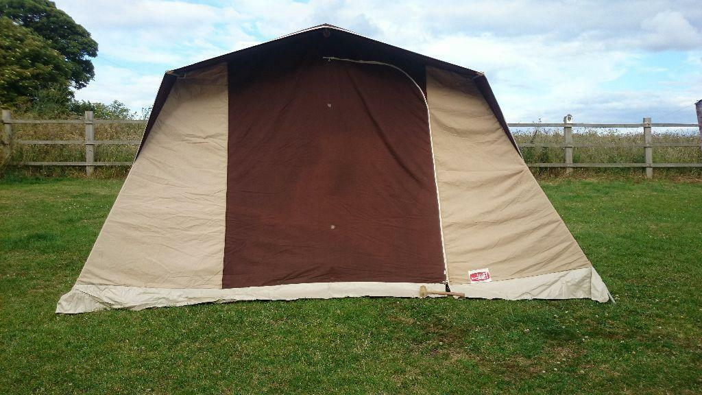 Andre Jamet 2 bedroomed tent with living area & Andre Jamet 2 bedroomed tent with living area | in Jarrow Tyne ...