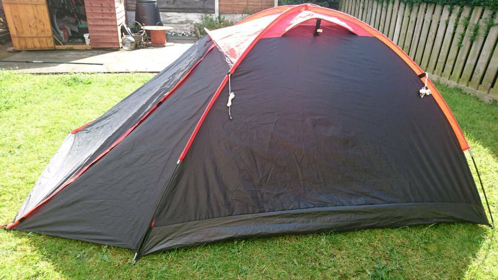 Pro Action 4 man dome tent & Pro Action 4 man dome tent | in Sale Manchester | Gumtree