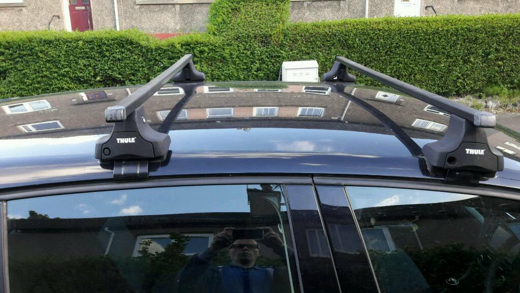 Thule Roof Rack Vw Golf Or Polo