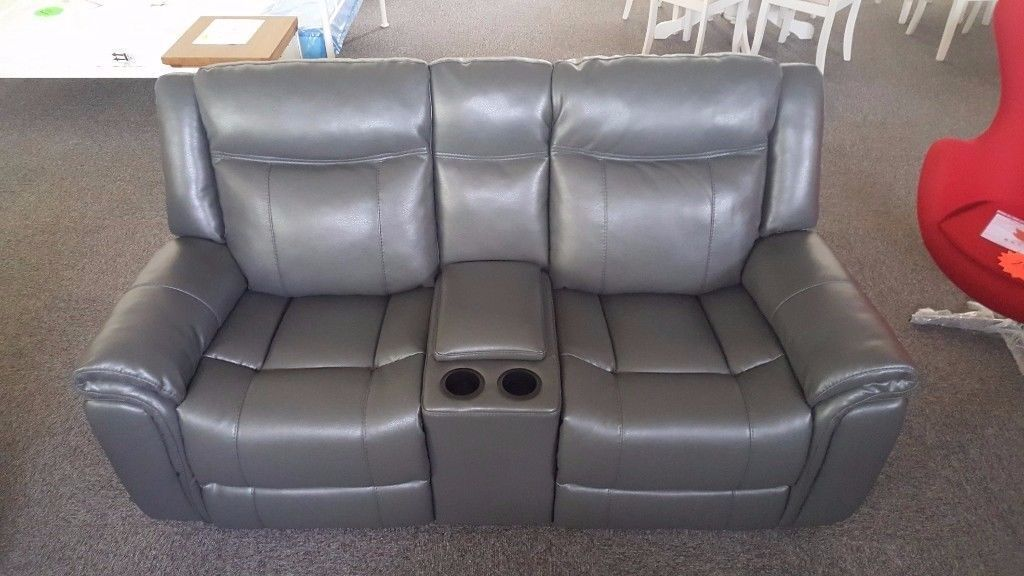 ScS Endurance Baxter 2 Seater Electric Recliner Sofa with Console u0026 USB Ports **CAN & ScS Endurance Baxter 2 Seater Electric Recliner Sofa with Console ... islam-shia.org