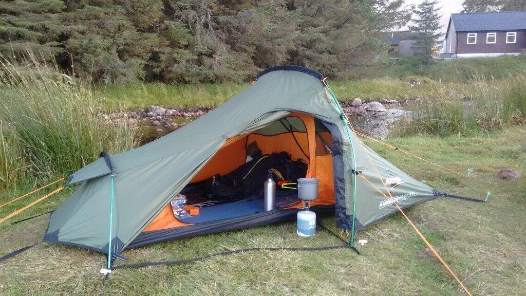 Vango Banshee 200 Hiking / Backpacking Tent & Vango Banshee 200 Hiking / Backpacking Tent | in Dundee | Gumtree
