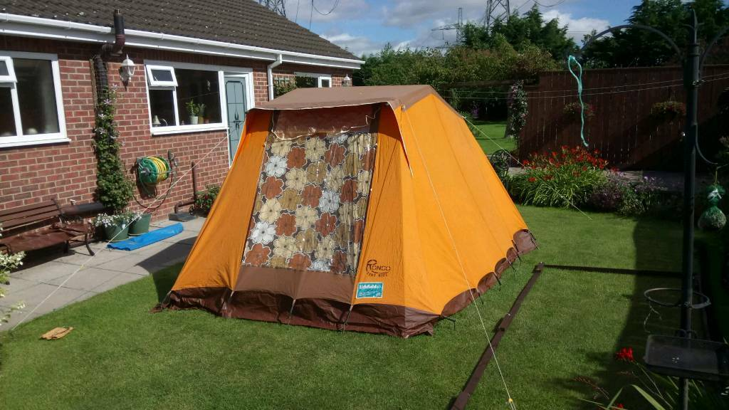 Lichfield 4 Man Framed Tent & Lichfield 4 Man Framed Tent   in Stockton-on-Tees County Durham ...