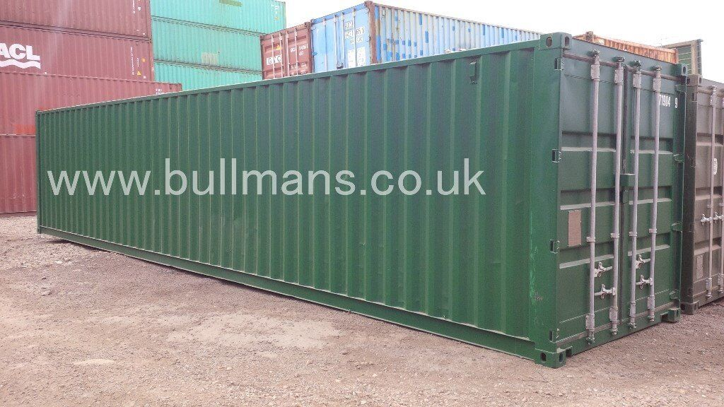 40ft - refurbished / repainted shipping container steel container storage container for sale & 40ft - refurbished / repainted shipping container steel container ...
