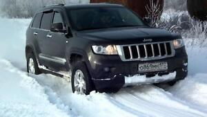 2011 2018 Jeep Grand Cherokee Snow Tire Packages   245/70/17 And