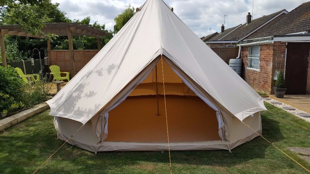 Soul Pad 5000 Ease Bell Tent for sale & Soul Pad 5000 Ease Bell Tent for sale | in Peterborough ...