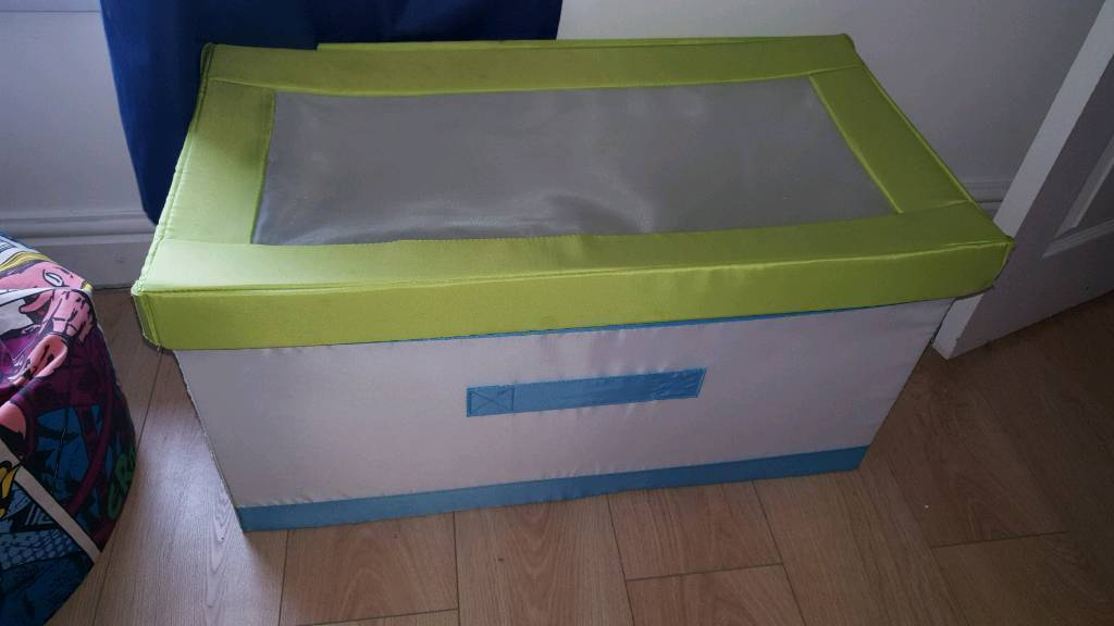 IKEA Large Childrenu0027s Collapsible Storage Box