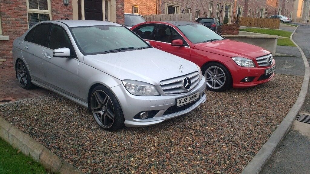 Exceptional Mercedes C220 Cdi Sport, Nice Car