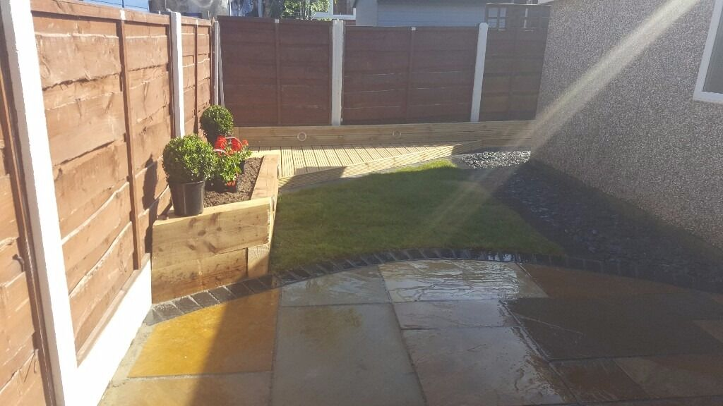Urban Landscapes Manchester   Patio Construction, Fencing Services,  Brickwork, All Aspects Of Paving
